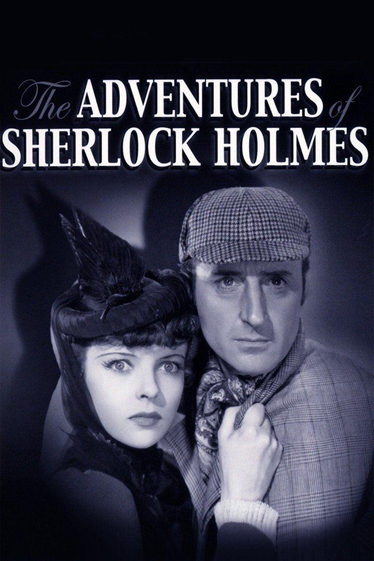 The Adventures of Sherlock Holmes (film) wwwgstaticcomtvthumbmovieposters36871p36871