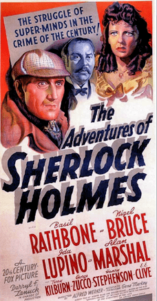 The Adventures of Sherlock Holmes (film) The Adventures of Sherlock Holmes film Wikipedia