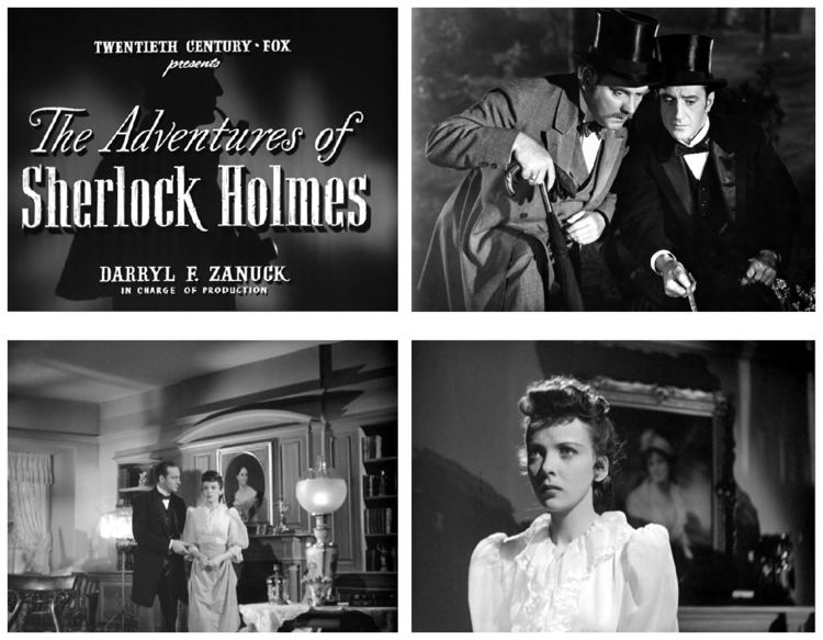 The Adventures of Sherlock Holmes (film) Film Review The Adventures Of Sherlock Holmes 1939 HNN