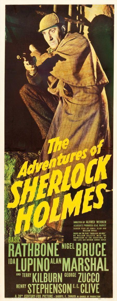 The Adventures of Sherlock Holmes (film) Best 25 Adventures of sherlock holmes ideas only on Pinterest