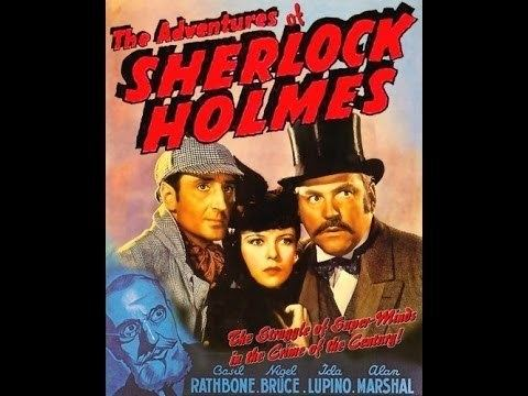 The Adventures of Sherlock Holmes (film) The Adventures of Sherlock Holmes 1939 Full Movie YouTube