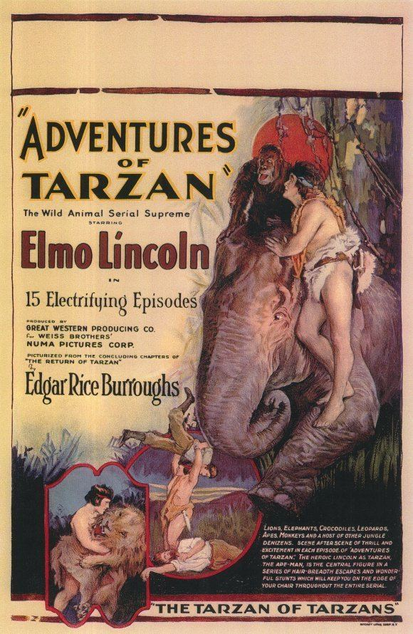The Adventures of Tarzan The Adventures of Tarzan Movie Posters From Movie Poster Shop