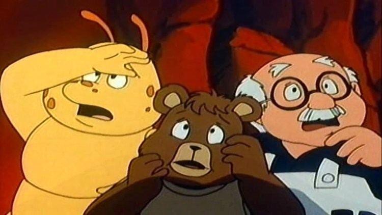 The Adventures of Teddy Ruxpin The Adventures of Teddy Ruxpin Beware of the Mudblups YouTube