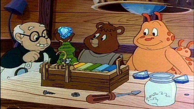 The Adventures of Teddy Ruxpin The Adventures of Teddy Ruxpin The Crystal Book YouTube
