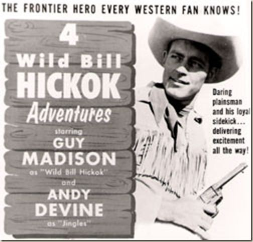 The Adventures of Wild Bill Hickok PDX RETRO Blog Archive TV SERIES DEBUTED ON THIS DAY IN 1951