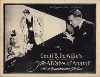 The Affairs of Anatol Oh Anatol EatDrinkFilmscom