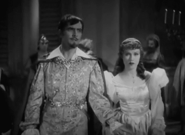 The Affairs of Cellini The Affairs of Cellini 1934 with Frederic March and Fay Wray