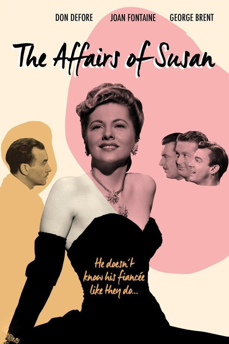 The Affairs of Susan wwwgstaticcomtvthumbmovieposters43848p43848