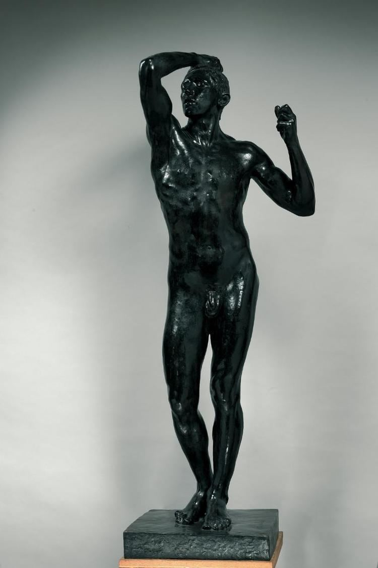 The Age of Bronze The Age of Bronze Rodin Museum