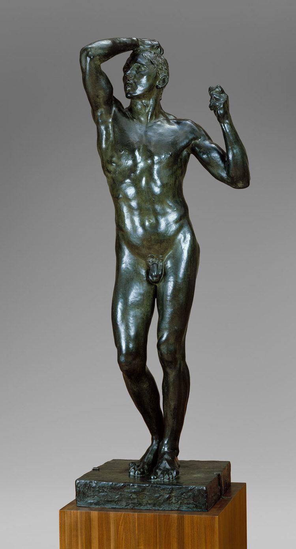 The Age of Bronze The Bronze Age L39Age d39airain Auguste Rodin 07127 Work of