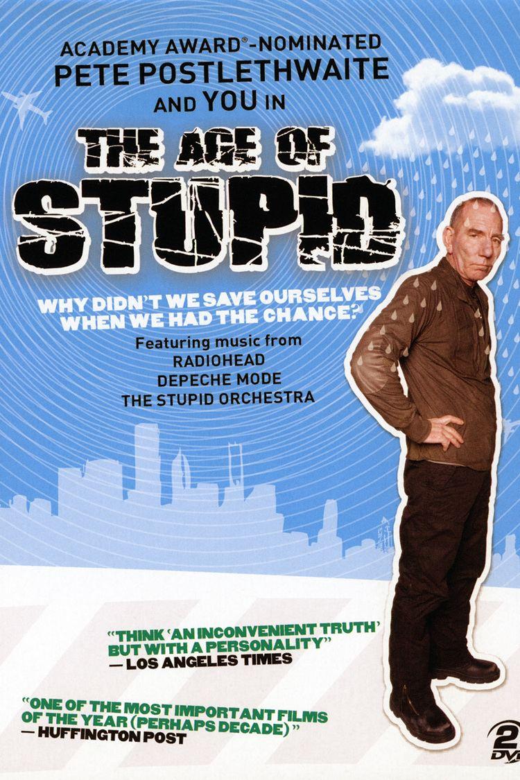 The Age of Stupid wwwgstaticcomtvthumbdvdboxart197612p197612