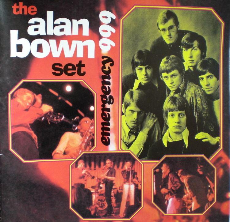 The Alan Bown Set Jess Roden Beginnings The Alan Bown Set The Musiquarium