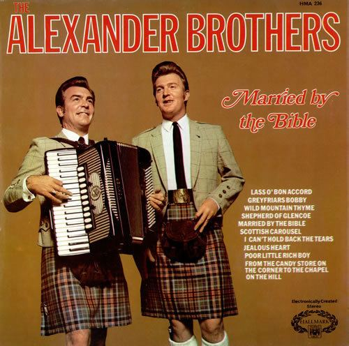 The Alexander Brothers Jack Alexander of the Alexander Brothers duo has died at the age of