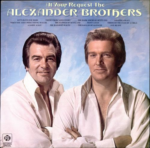 The Alexander Brothers The Alexander Brothers At Your Request The Alexander Brothers UK