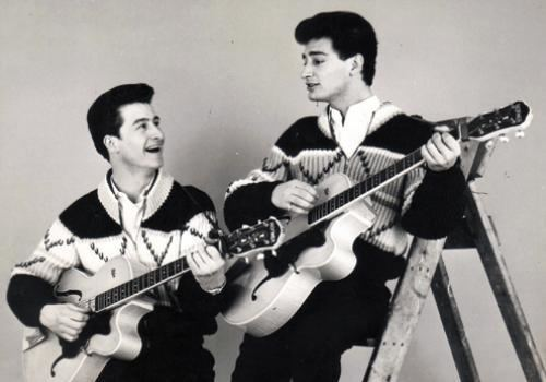 The Allisons They were sure at the time Beat Magazine