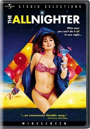 The Allnighter (film) Amazoncom The Allnighter Susanna Hoffs Dedee Pfeiffer Joan