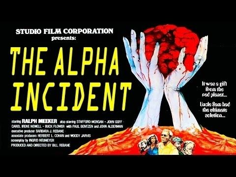 The Alpha Incident The Alpha Incident 1978 YouTube