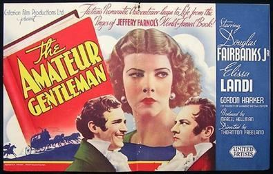 The Amateur Gentleman (1936 film) The Amateur Gentleman 1936 film Wikipedia