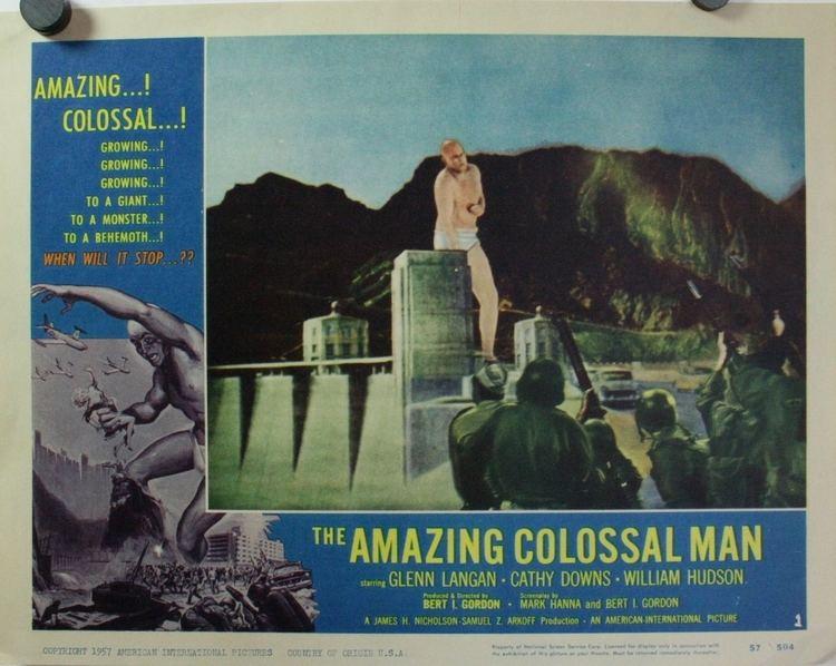 The Amazing Colossal Man The Amazing Colossal Man 1957 HORRORPEDIA
