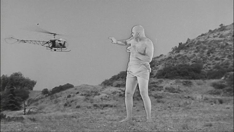 The Amazing Colossal Man Cool Ass Cinema The Amazing Colossal Man 1957 review