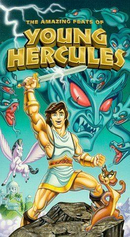 The Amazing Feats of Young Hercules The Amazing Feats of Young Hercules 1997