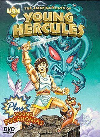 The Amazing Feats of Young Hercules httpsimagesnasslimagesamazoncomimagesI6