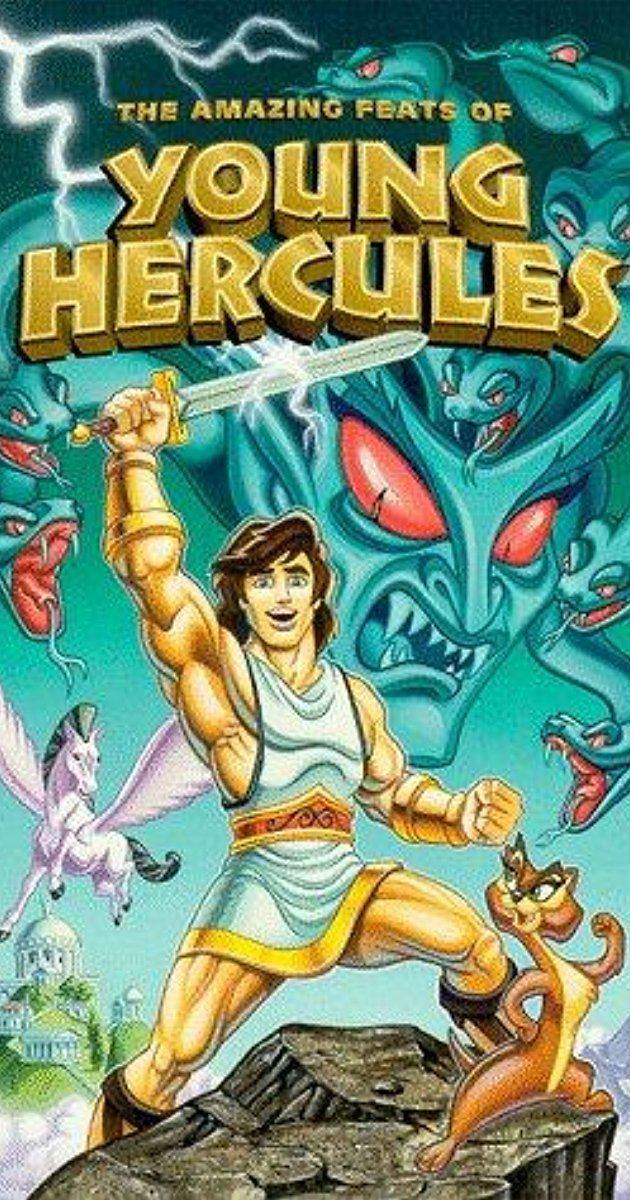 The Amazing Feats of Young Hercules The Amazing Feats of Young Hercules Video 1997 IMDb