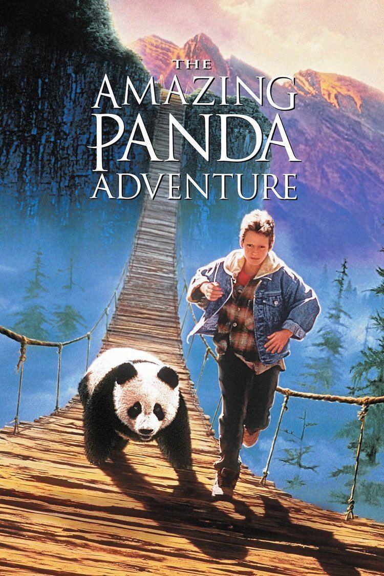 The Amazing Panda Adventure wwwgstaticcomtvthumbmovieposters17077p17077