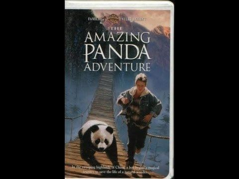 The Amazing Panda Adventure Opening To The Amazing Panda Adventure 1996 VHS YouTube