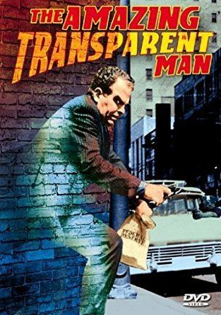 The Amazing Transparent Man Amazoncom The Amazing Transparent Man Marguerite Chapman James
