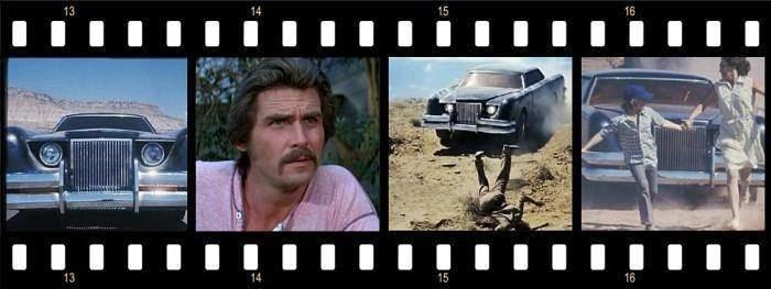 The American Friend movie scenes Scenes from The Car 1977