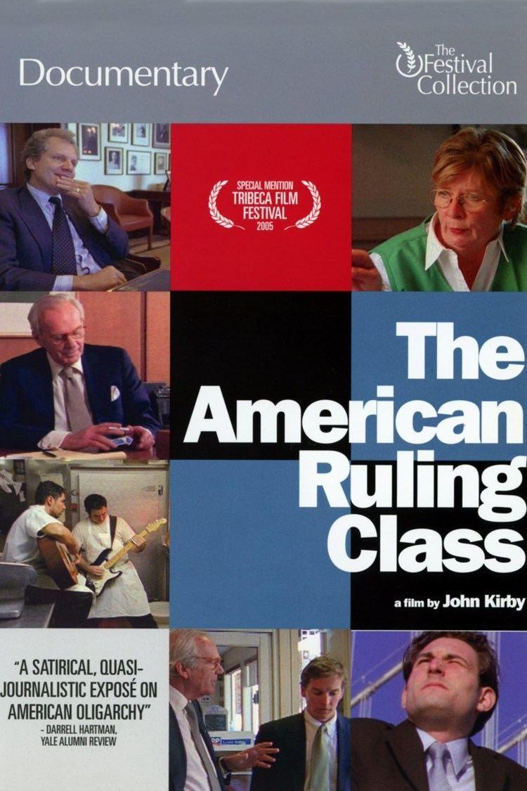 The American Ruling Class wwwgstaticcomtvthumbdvdboxart168627p168627