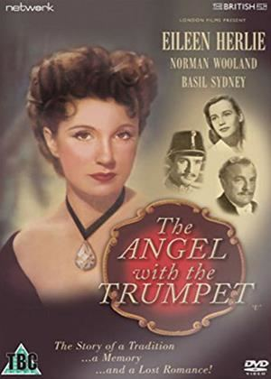 The Angel with the Trumpet (1950 film) The Angel with the Trumpet 1950 film CinemaParadisocouk