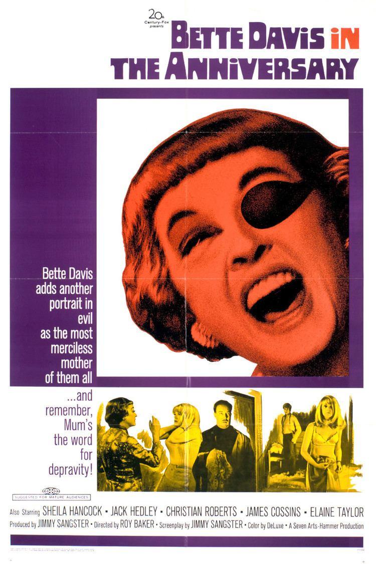 The Anniversary (1968 film) wwwgstaticcomtvthumbmovieposters26036p26036