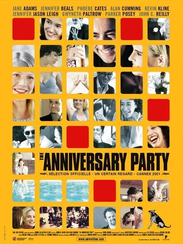 The Anniversary Party The Anniversary Party film 2000 AlloCin