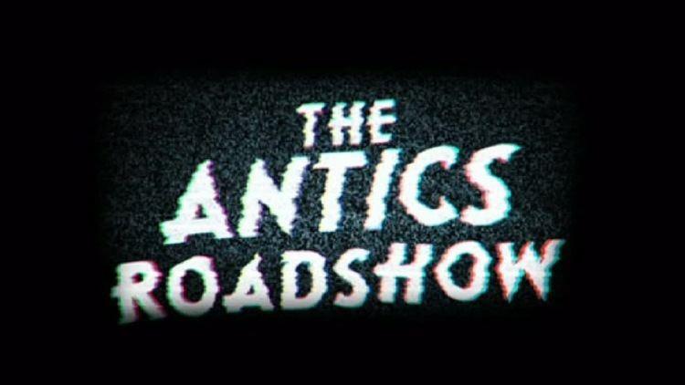 The Antics Roadshow Banksy The Antics Roadshow Full Version Video StreetArtNews
