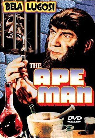 The Ape Man Amazoncom The Ape Man Bela Lugosi Louise Currie Wallace Ford