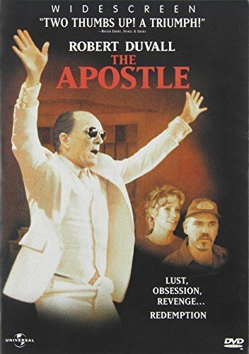 The Apostle Amazoncom The Apostle Robert Duvall Farrah Fawcett Billy Bob