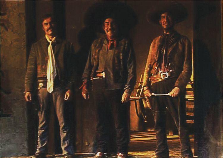 The Appaloosa John Saxon My Favorite Westerns