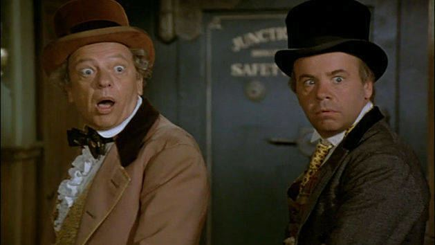 The Apple Dumpling Gang Rides Again The True Chronicles of Don Knotts Comedy Legend
