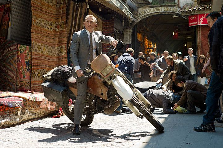 The Aqua Diary movie scenes James Bond on location 007 holiday destinations in pictures Travel The Guardian