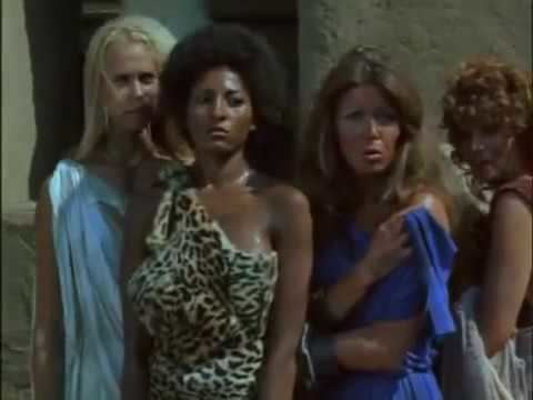 The Arena (1974 film) Meeting and cleaning the new slaves The Arena 1974 w Pam Grier