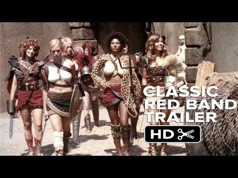 The Arena (1974 film) Arena 1974 version OFFICIAL Trailer YouTube
