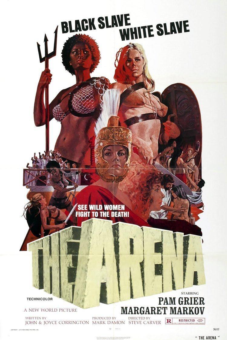 The Arena (1974 film) wwwgstaticcomtvthumbmovieposters12097p12097