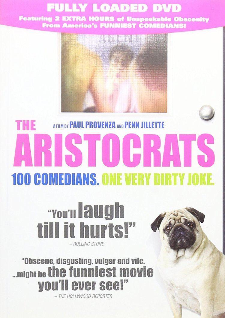 The Aristocrats (film) Amazoncom The Aristocrats Penn Jillette Paul Provenza Movies TV