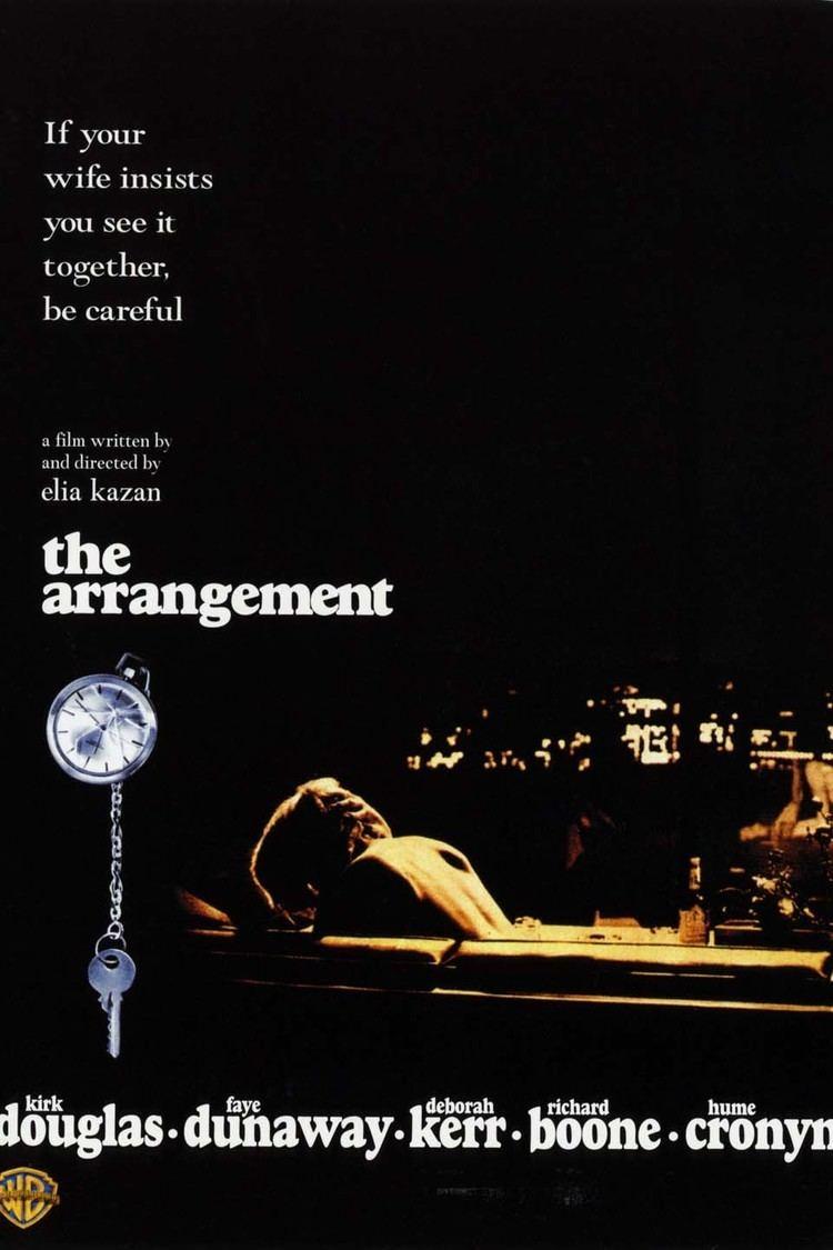 The Arrangement (1969 film) wwwgstaticcomtvthumbdvdboxart3067p3067dv8