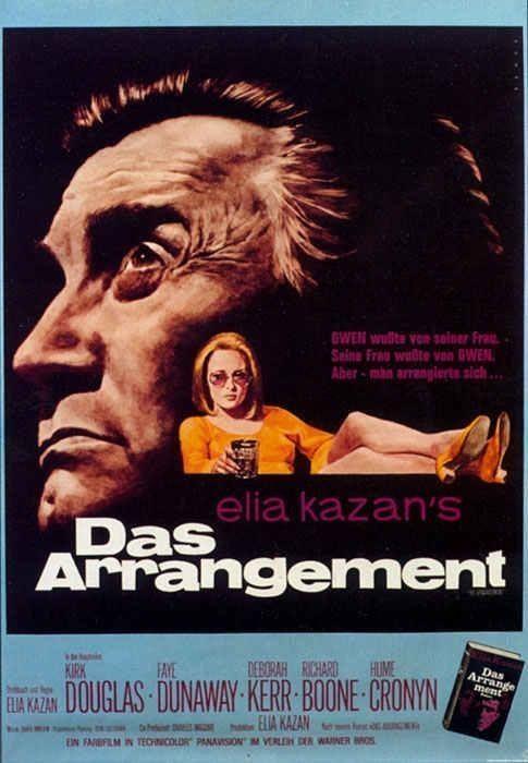 The Arrangement (1969 film) IMCDborg The Arrangement 1969 cars bikes trucks and other