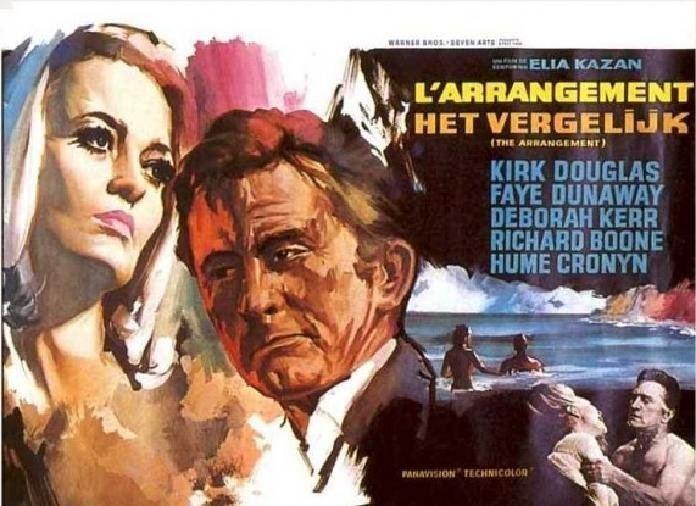 The Arrangement (1969 film) The Arrangement 1969 film Alchetron the free social encyclopedia