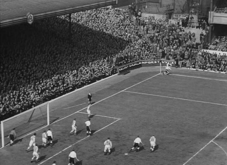 The Arsenal Stadium Mystery the Arsenal Stadium mysteries The CineTourist