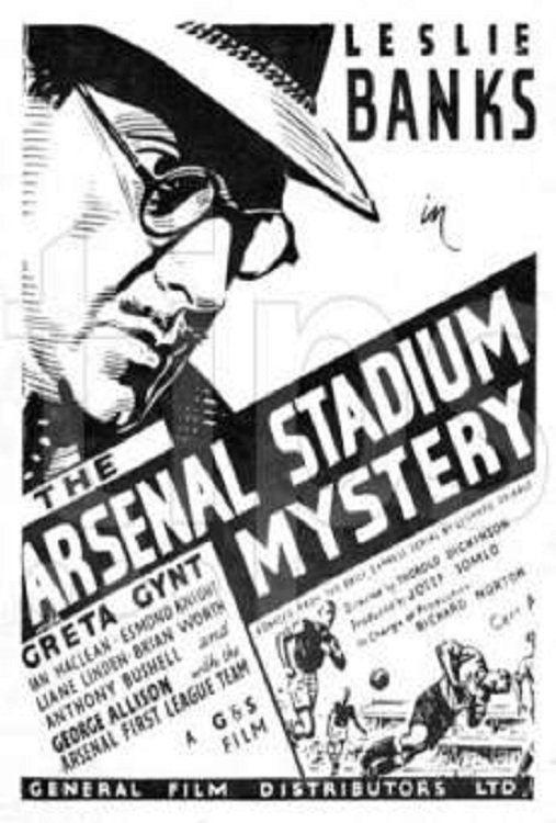 The Arsenal Stadium Mystery The Arsenal Stadium Mystery 1939 Toronto Film Society Toronto